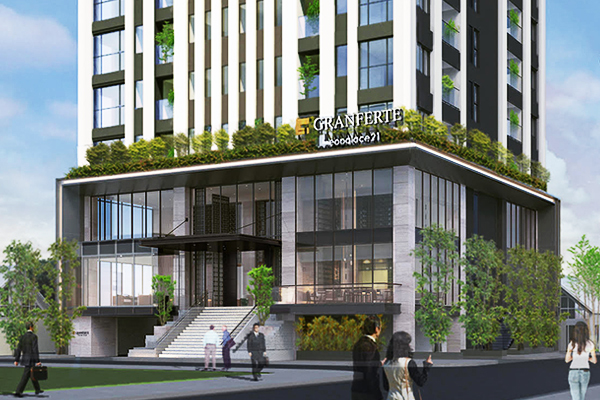 OUR PROJECT: LEOPALACE21 SERVICED APARTMENTS, CAMBODIA