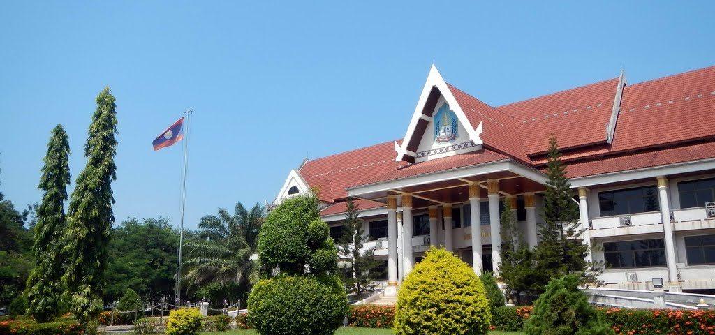 Dự án cải tạo, sửa chữa kí túc xá Đại học Quốc gia Lào