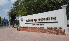 Dự án Xây dựng trường Đại học Y – Dược Cần Thơ