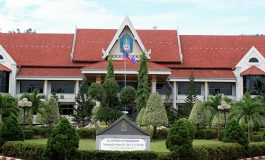 Project: Renovating and repairing dormitory of National University of Laos