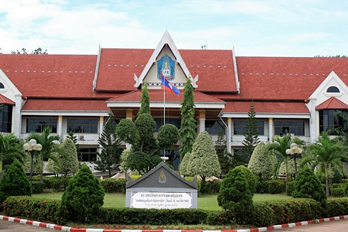 Project: Renovating and repairing dormitory of National University of Laos