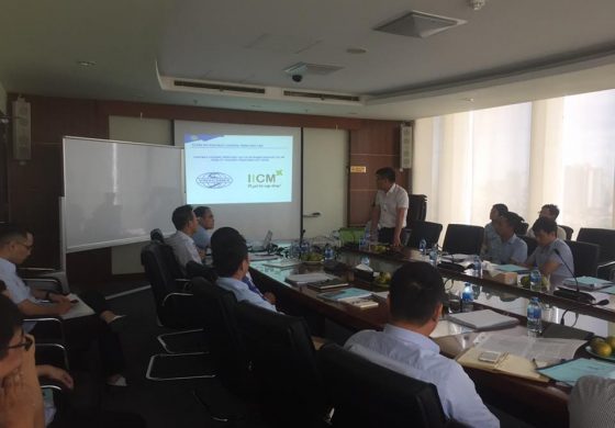 "Training course ""PMI Project Manager"" for Vinaconex Construction Company Limited - Vinaconex CM."