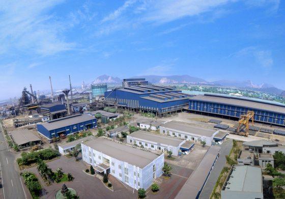 Dự án xây dựng khu nhà ở cán bộ công nhân viên công ty cổ phần Hòa Phát