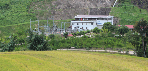 Project: Nam Khoa 1 and Nam Khoa 2 Hydropower Plant at Nam Xe Commune, Van Ban District, Lao Cai Province.