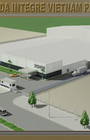 OUR PROJECT: CHIYODA PLANT