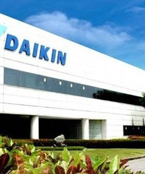 OUR PROJECT: DAIKIN PLANT
