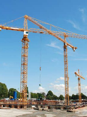 OUR PROJECT: FOUNDATION OF CRANE