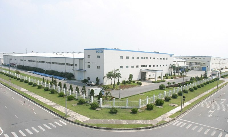 Project: TOTO Vietnam Second Factory