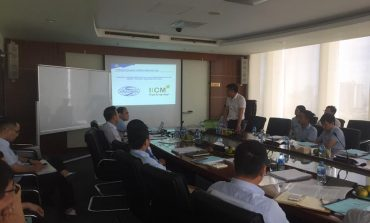 "Training course ""PMI Project Manager"" for Vinaconex Construction Company Limited - Vinaconex CM."